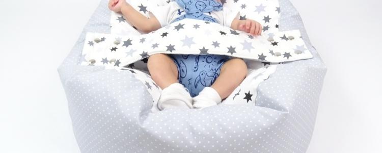 Kyčle novorozence aneb jak správně ho přebalovat?