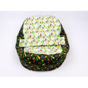 Náhradní potah na pelíšek pro miminko PAPRIČKY 100% bavlna