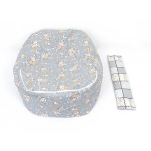 Pelíšek pro miminka, kojenecký relaxační polštář Patchwork 2