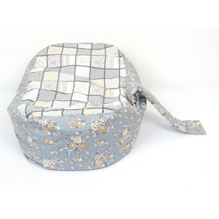 Pelíšek pro miminka, kojenecký relaxační polštář Patchwork 3