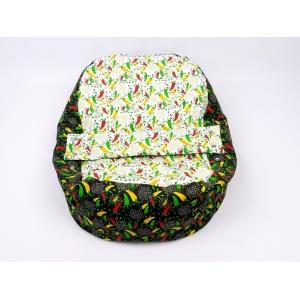 Pelíšek pro miminka, kojenecký relaxační polštář PAPRIČKY 2