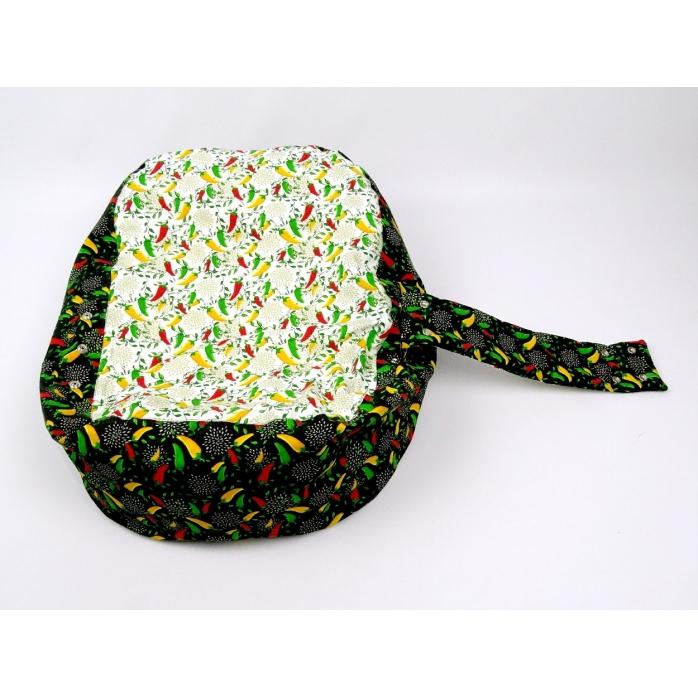 Pelíšek pro miminka, kojenecký relaxační polštář PAPRIČKY 4