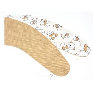 Potah na kojicí polštář Matýsek, MÉĎA HNĚDÝ 100% bavlna (velikost MAXI)